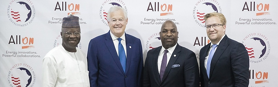 USADF all on open off grid-energy challenge 2019 Nigeria