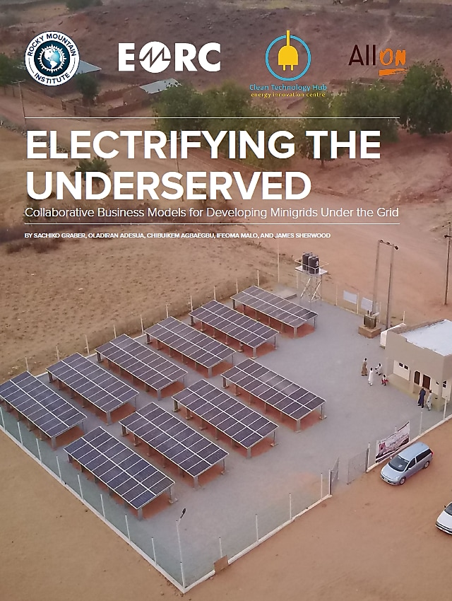 Electrifying the Underserved