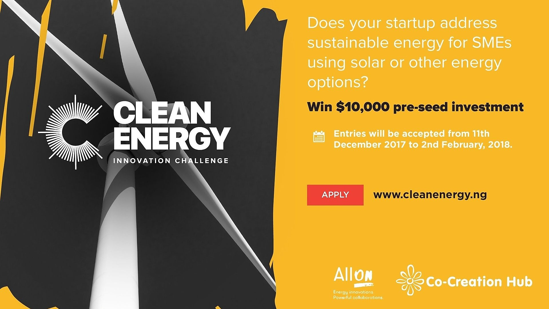 Clean Energy Innovation Challenge
